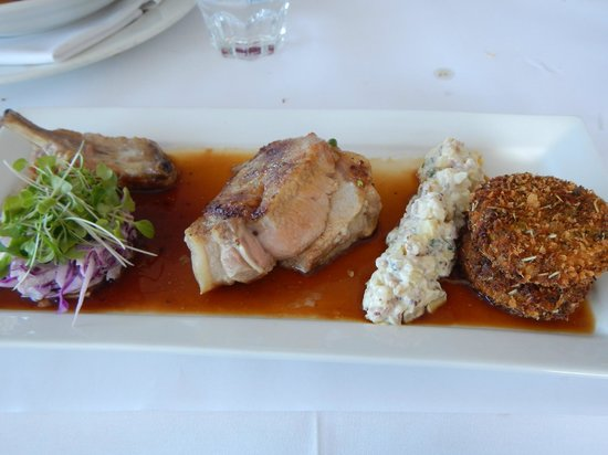 Aqua Linea: Pork cutlet
