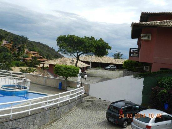 Hotel Pousada Experience Joao Fernandes: Vista parcial al mar