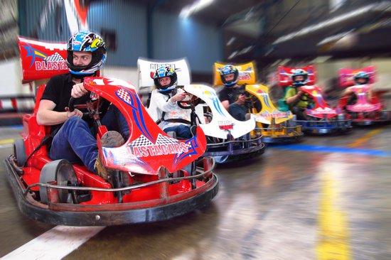Blastacars Drift Karts