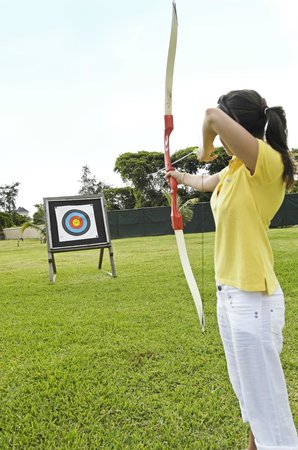 Heritage Awali Golf & Spa Resort : Archery