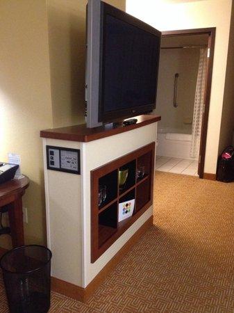 Hyatt Place Richmond/Chester : Flat screen tv