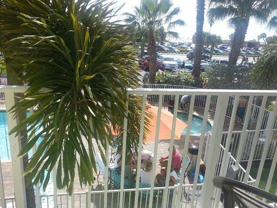 Treasure Bay Resort & Marina: view from 210
