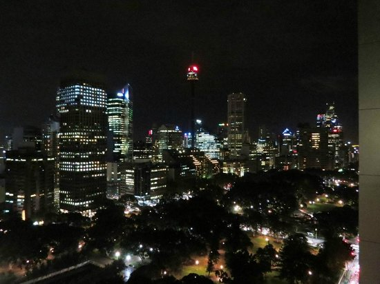 Pullman Sydney Hyde Park : VIEW FROM ROOF