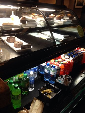Hyatt Place Richmond/Chester: Snacks