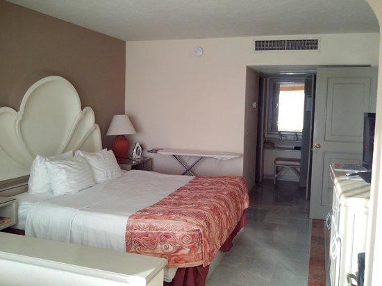 The Palms Resort Of Mazatlan: Cama king