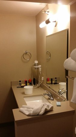 Gold Coast Hotel and Casino: Bathroom Sink/counter