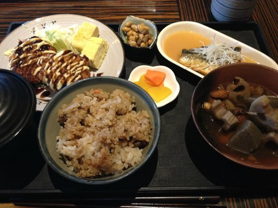 Holiday Inn Tianjin Riverside: 日本料理GABA ホリディ イン 天津 リバーサイド