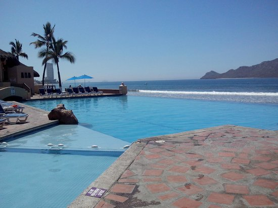 The Palms Resort Of Mazatlan: Alberca Infinity