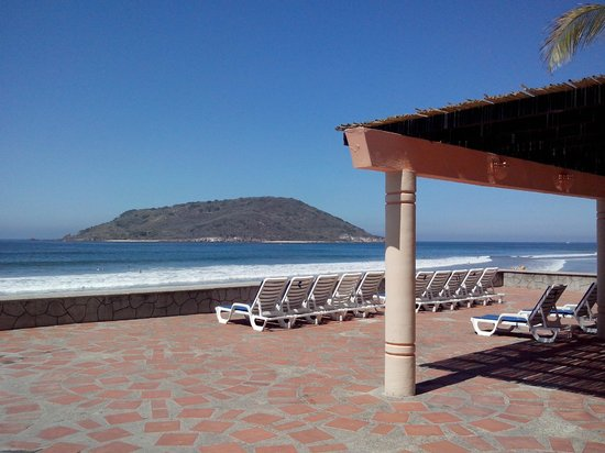 The Palms Resort Of Mazatlan: Camastros