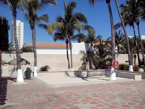 The Palms Resort Of Mazatlan: Cancha Voleibol