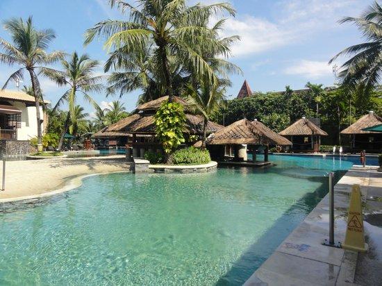 Hard Rock Hotel Bali : Шикарный бассейн