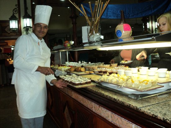 ClubHotel Riu Bachata: Incredible variety of food! So good!