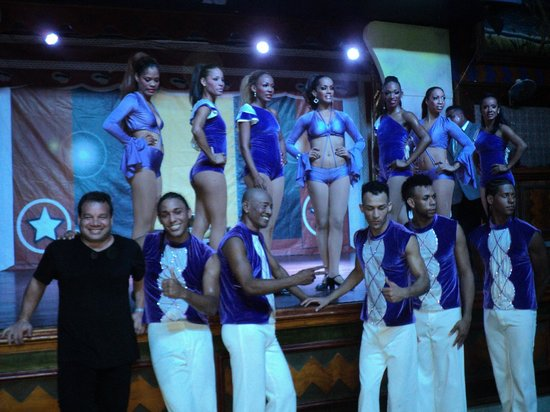 ClubHotel Riu Bachata : The dancing team - Incredibly talented!!!