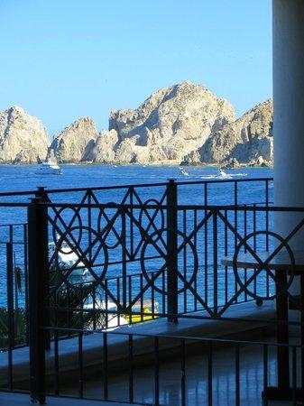 Casa Dorada Los Cabos Resort & Spa: Qué tal la vista desde la suite!