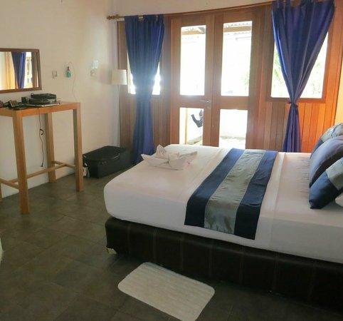NAD-Lembeh Resort: My room