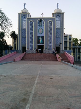Jhansi, India: St. Jude's Shrine