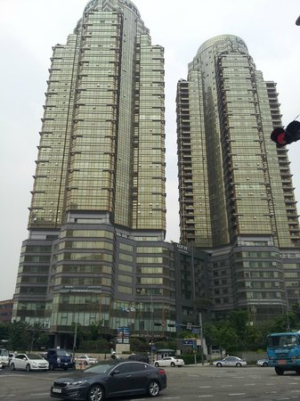 Lotte City Hotel Mapo: 外観