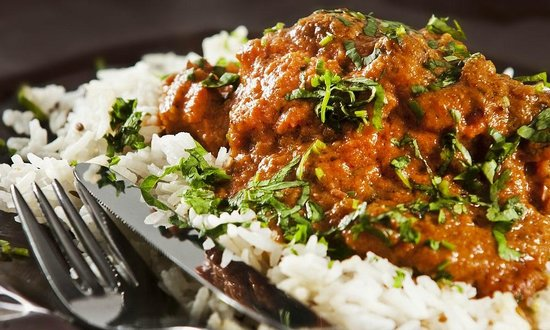 Grind House Bar and Grill: Our new Curries are Amazing!
