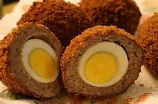 Grind House Bar and Grill: Scotch Egg
