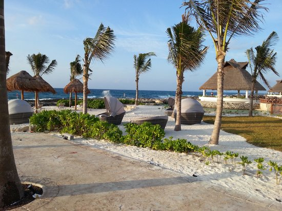 Hard Rock Hotel Riviera Maya : Beach