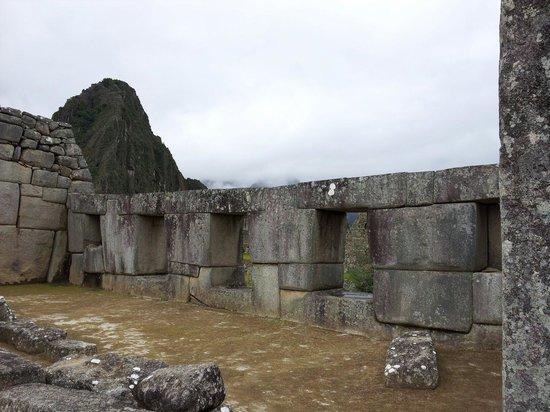 Temple of the Three Windows: Maravilla