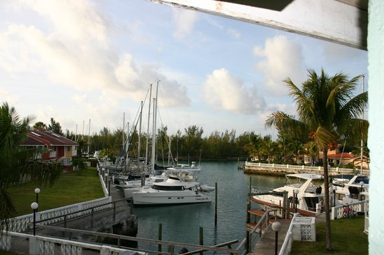 Ocean Reef Yacht Club & Resort : View from Condo Balcony