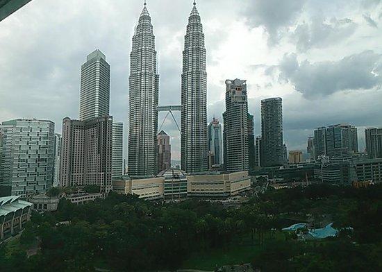 Traders Hotel, Kuala Lumpur : view