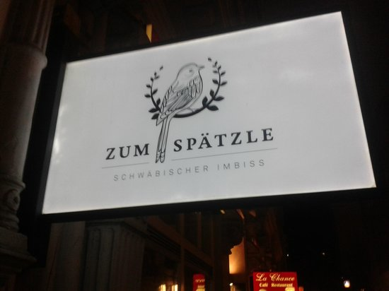Photo of German Restaurant Zum Spätzle at Wexstrasse 31, Hamburg 20355, Germany