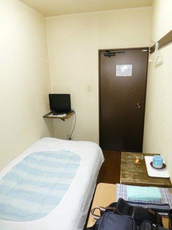 Business Hotel Fukusen: シングル洋室