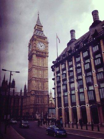 Big Ben (Torre del Reloj): Big Ben