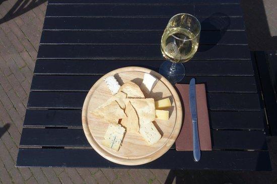 Spaarne 66: Cheese