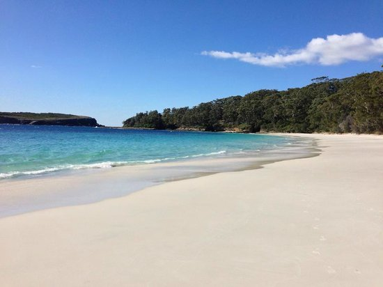 Jervis Bay Holiday Park : Amazing Jervis Bay beaches