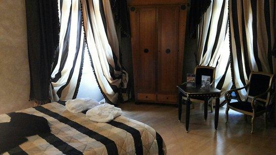 Hotel Columbia Wellness & SPA: Interno stanza