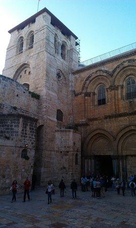Iglesia del Santo Sepulcro: Иерусалим