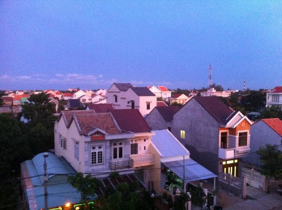 Sunshine Hotel Hoi An: view from our room