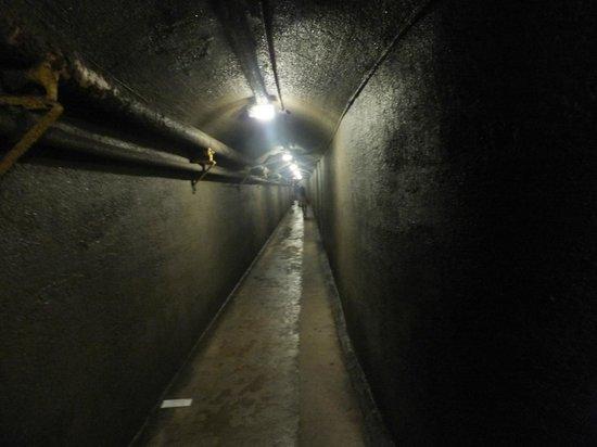 Casa Loma : Tunnel underneath the castle