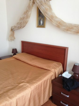 Hotel Peninsula: room