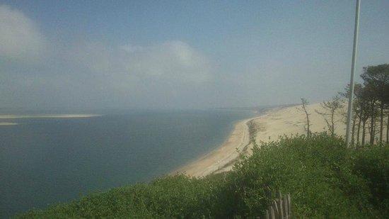 Yelloh! Village Panorama du Pyla : vue sur l'océan