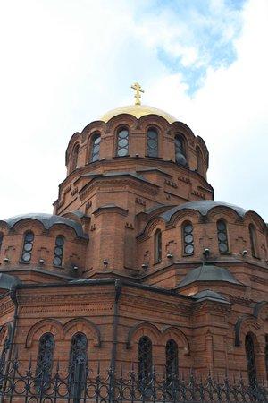 Alexandre Nevsky Cathedral (Sobor Alexandra Nevskogo): Храм