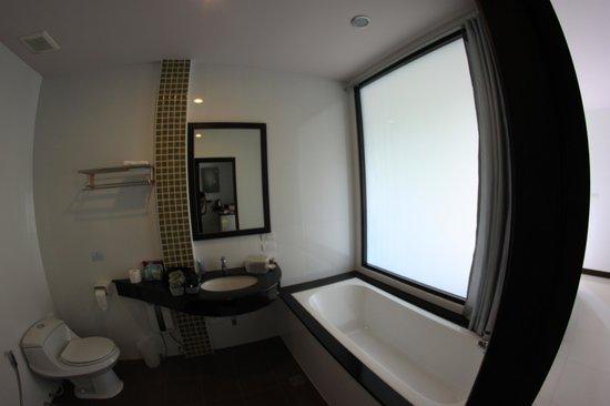 The BluEco Hotel: Ванна