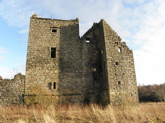 Tapoch Broch & Torwood Castle