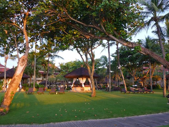 INTERCONTINENTAL Bali Resort : hotelanlage