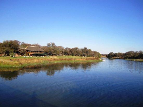 Antelope Park: River