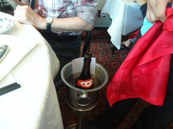 Fook Yuen Seafood Restaurant: 紹興酒(熱燗)
