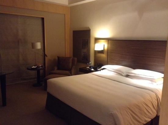 Grand Hyatt Mumbai : nice good sized room