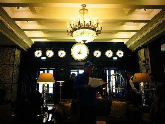 Esplanade Zagreb Hotel: LOBBY