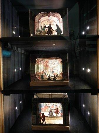 Nuremberg Toy Museum (Spielzeugmuseum): 3D!