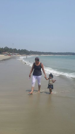 Palolem Beach: 9th april 2014