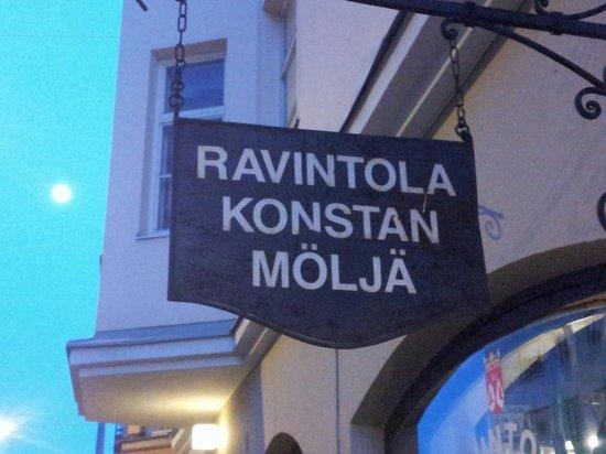 Konstan Molja: Konstan Möljä