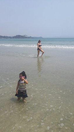 Palolem Beach: April 2014